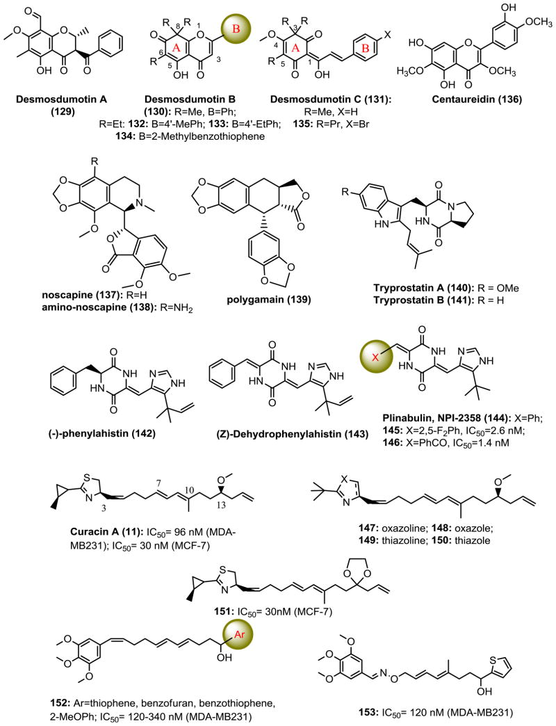 An Overview Of Tubulin Inhibitors That Interact With The Colchicine Binding Site Abstract Europe Pmc